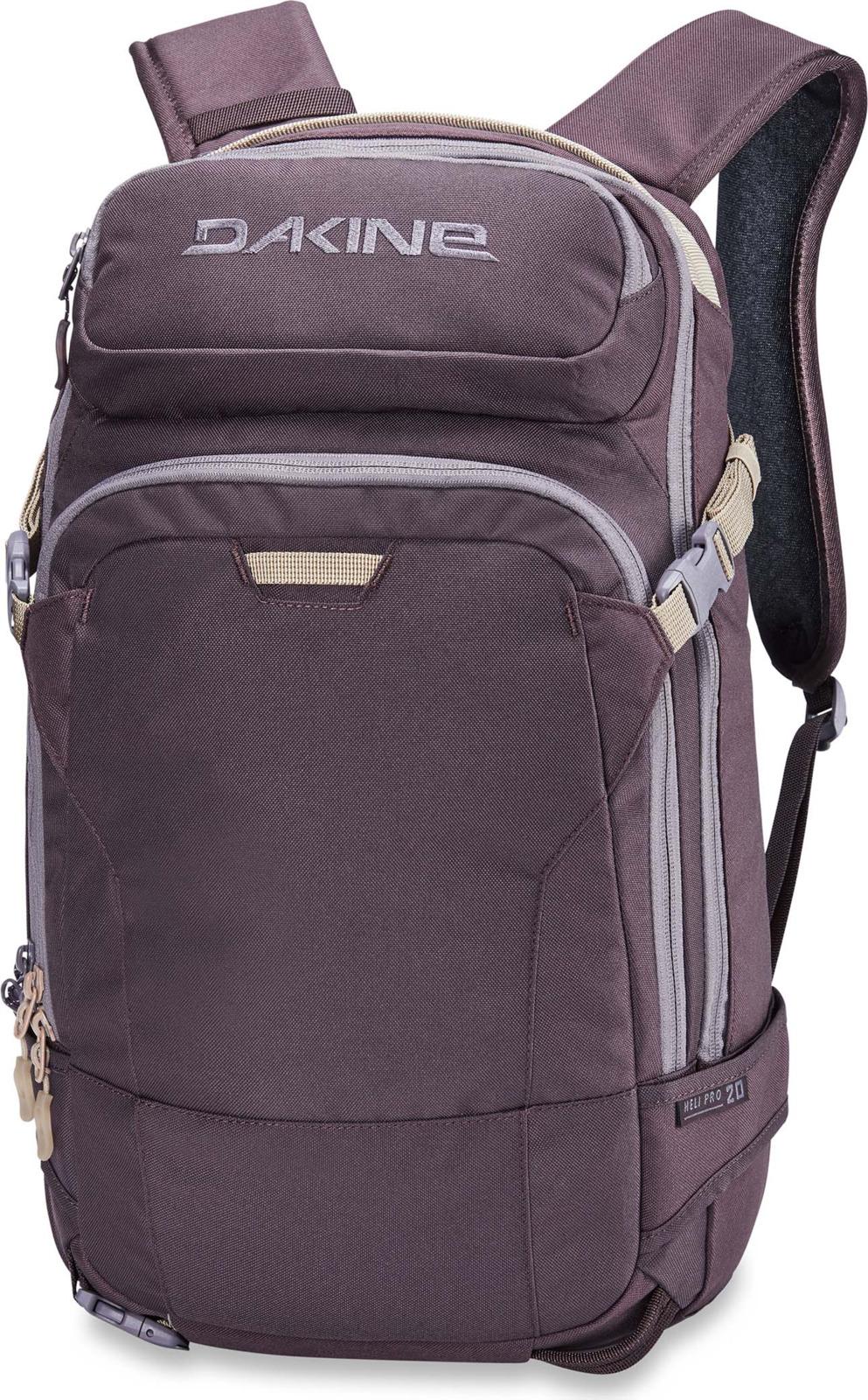 Рюкзак женский Dakine Women's Heli Pro, цвет: фиолетовый, 20 л oiwas ноутбук рюкзак мода случайные