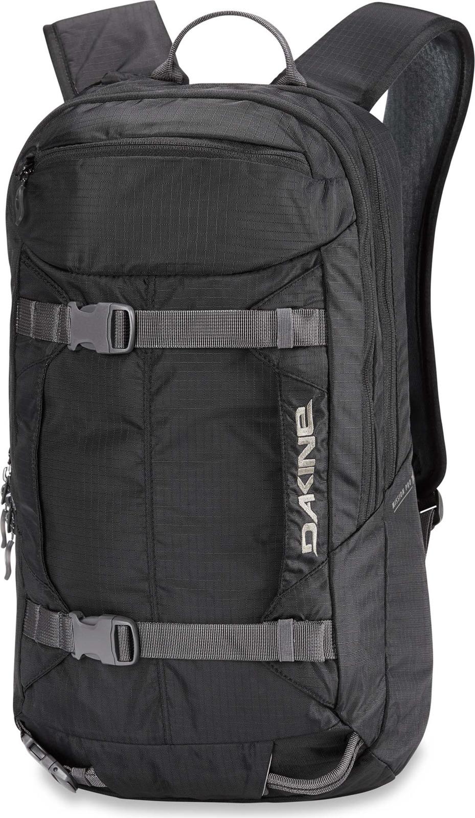 Рюкзак Dakine Mission Pro, цвет: черный, 18 л