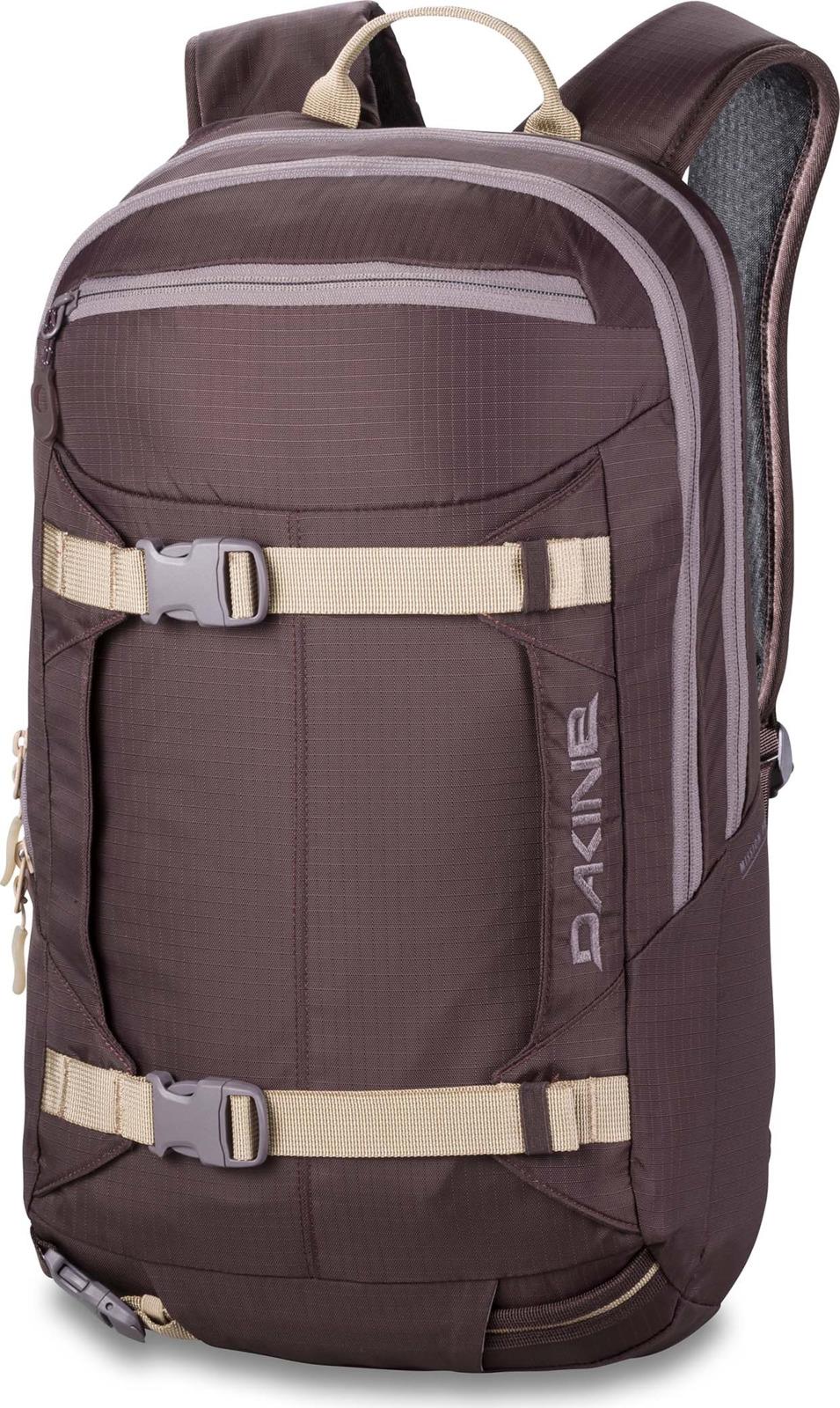 Рюкзак женский Dakine Women's Mission Pro, цвет: фиолетовый, 18 л
