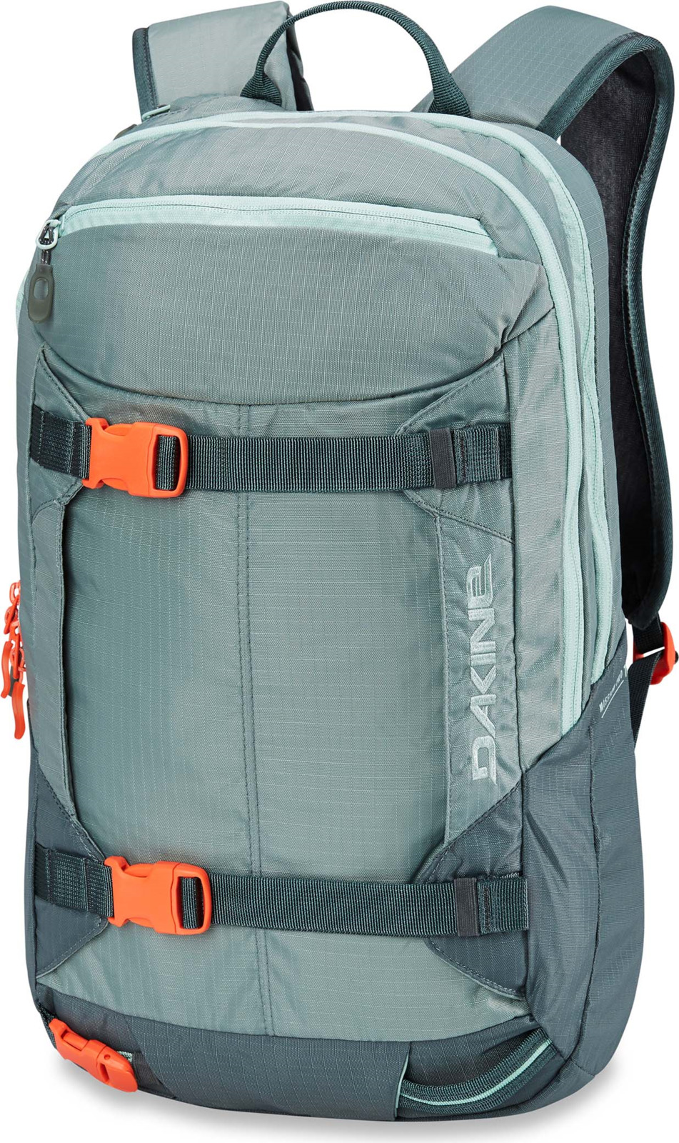 Рюкзак женский Dakine Women's Mission Pro, цвет: бирюзовый, 18 л менк персиковый нектар 1 л