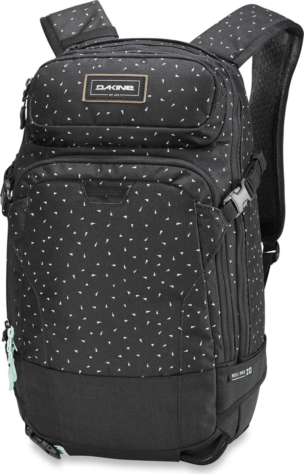 Рюкзак женский Dakine Women's Heli Pro, цвет: черный, 20 л oiwas ноутбук рюкзак мода случайные