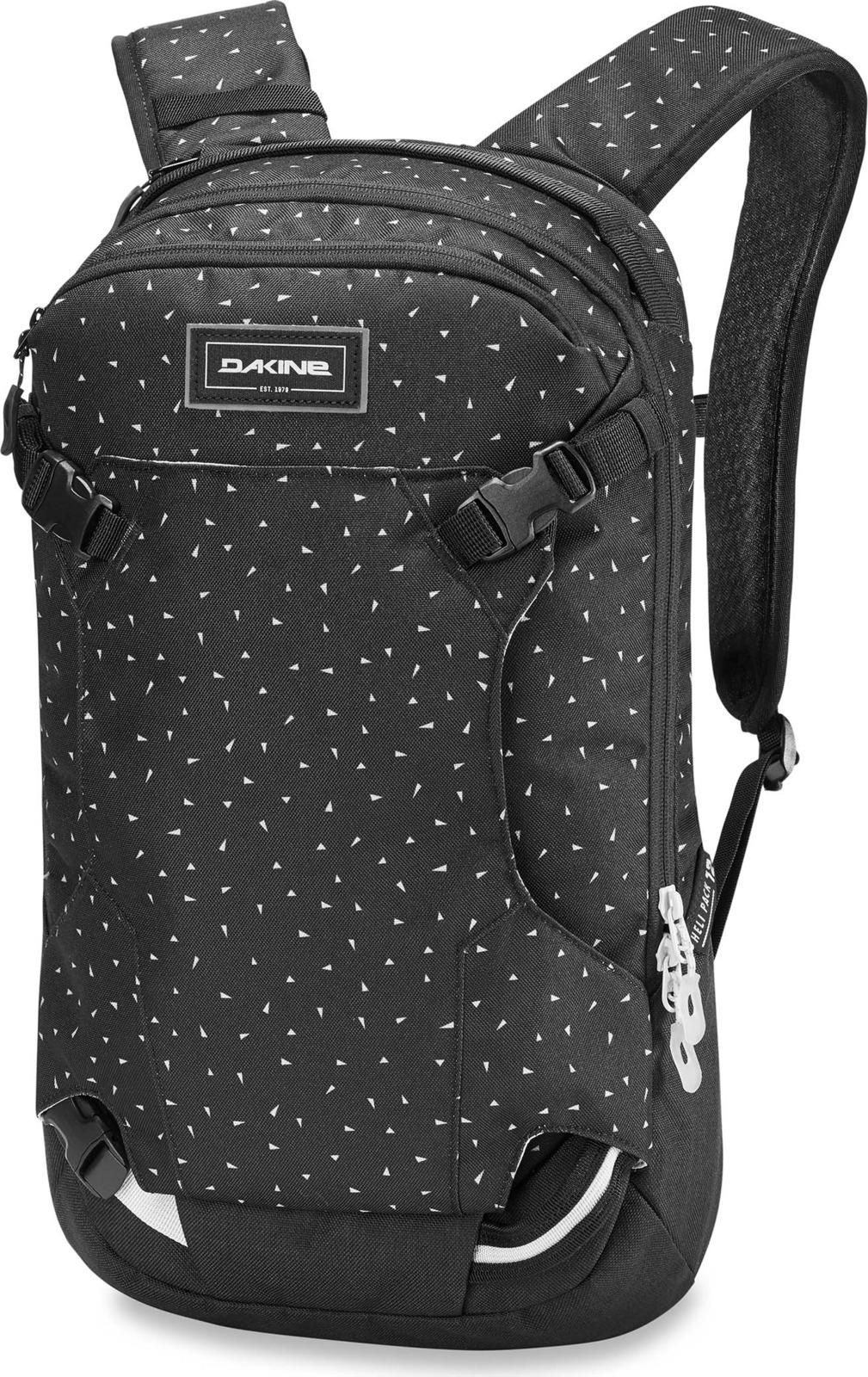 Рюкзак женский Dakine Women's Heli Pack, цвет: черный, 12 л oiwas ноутбук рюкзак мода случайные
