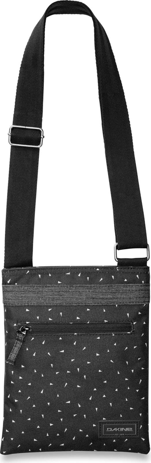 Сумка на плечо женская Dakine Jive Kiki, цвет: черный, сумка женская dakine stashable tote teal shadow