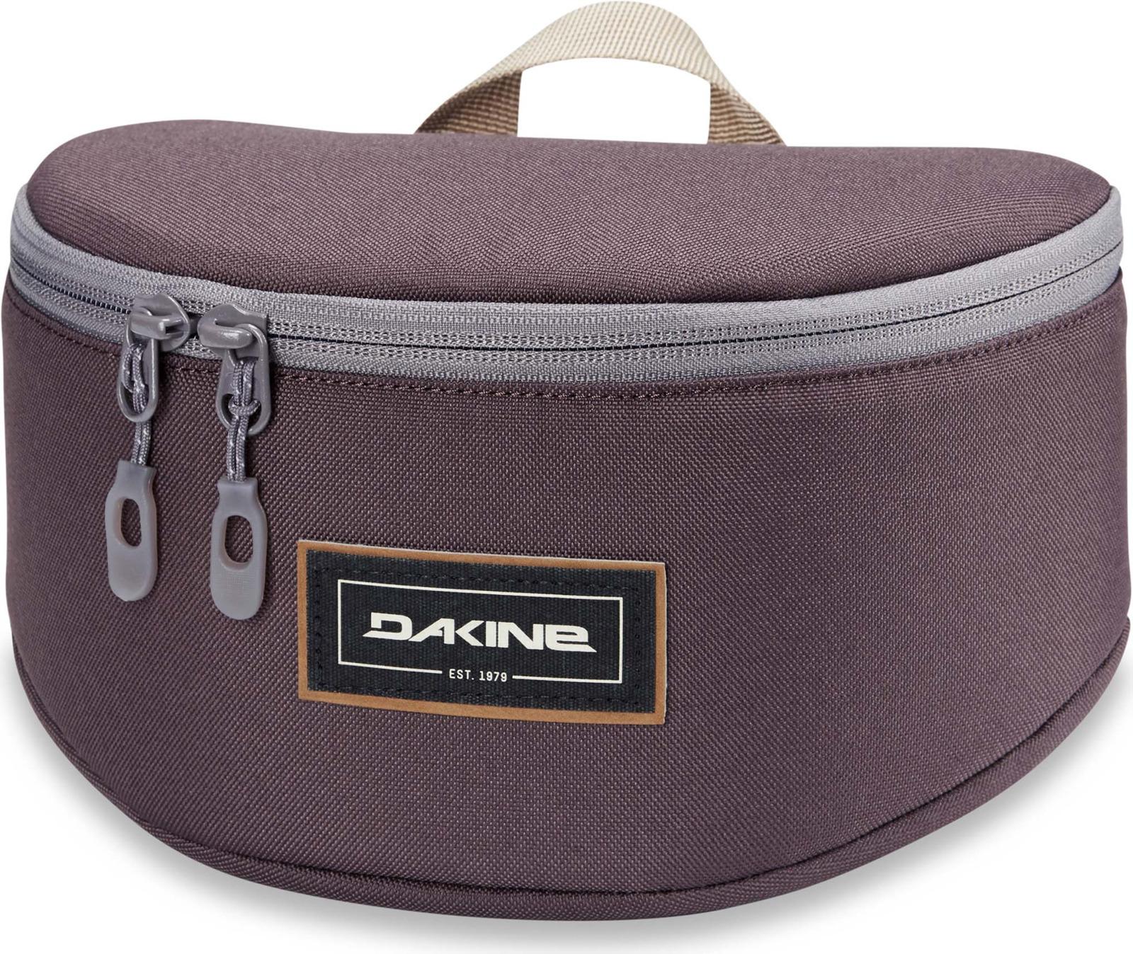 Чехол для маски Dakine Goggle Stash, цвет: фиолетовый, 23 х 13 х 13 см