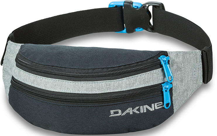 Сумка на пояс Dakine Classic Hip Pack, цвет: темно-синий, 23 х 15 х 8 см