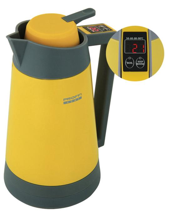 Proffi PH8842, Yellow чайник-термос электрический