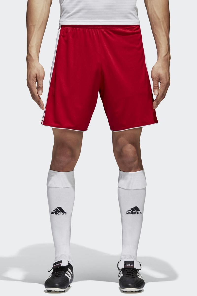Шорты мужские Adidas Squad 17 Sho, цвет: голубой. S99153. Размер 3XL (64/66) шорты мужские adidas sn dual sho m цвет черный bq7245 размер xl 56 58