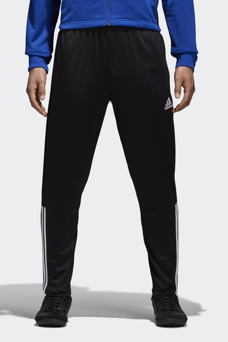 Толстовка мужская Adidas Regi18 Tr Pnt, цвет: черный. CZ8657. Размер XXL (60/62) толстовка мужская adidas regi18 tr top цвет черный cz8647 размер xxl 60 62