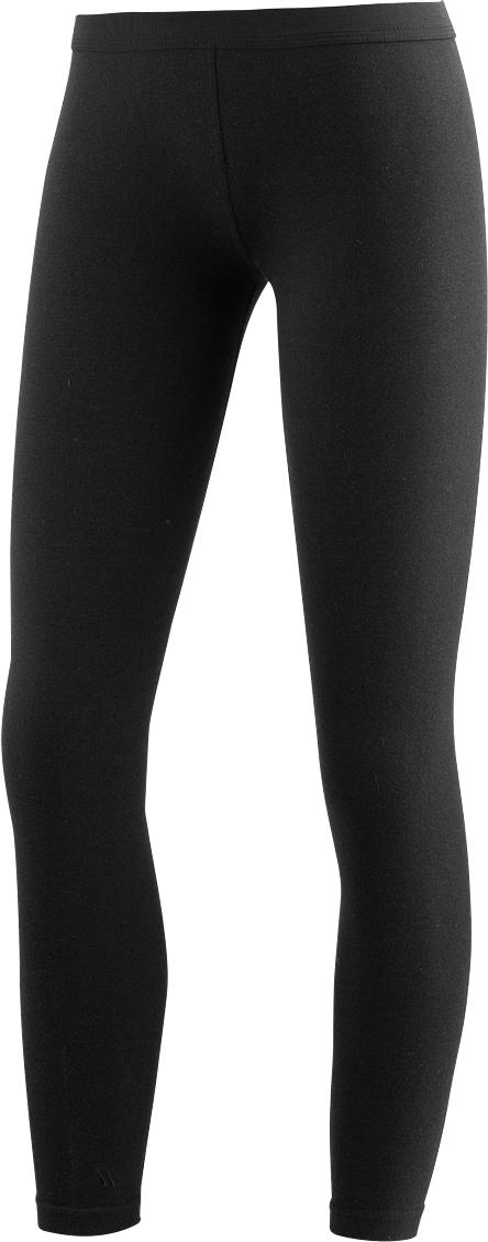Термобелье брюки детские Laplandic Kids, цвет: черный. А 32 - P / BK. Размер 122