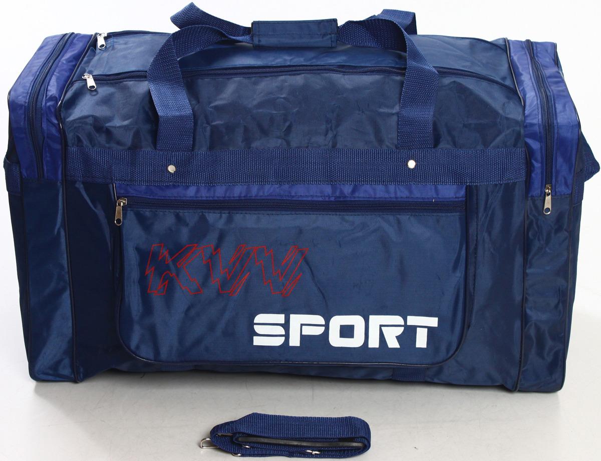 Сумка дорожно-спортивная Ibag, цвет: синий, 63 л. 6403/5