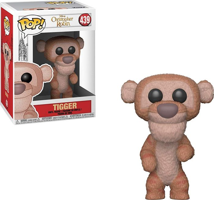 все цены на Фигурка Funko POP! Vinyl: Disney: Christopher Robin: Тигра POP 3 32352
