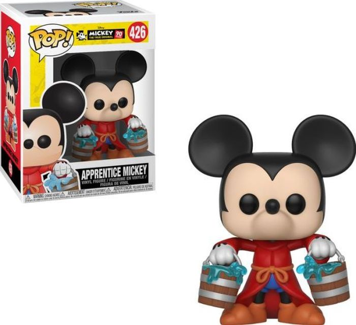 Фигурка Funko POP! Vinyl: Disney: Mickey's 90th: Apprentice Mickey 32184
