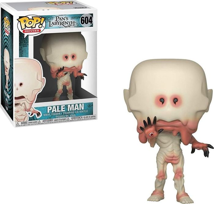 Фигурка Funko POP! Vinyl: Horror: Pan's Labyrinth: Pale Man 32317 imperfect funko pop second hand horror movies evil dead 2 ash with saw vinyl action figure collectible model toy cheap no box
