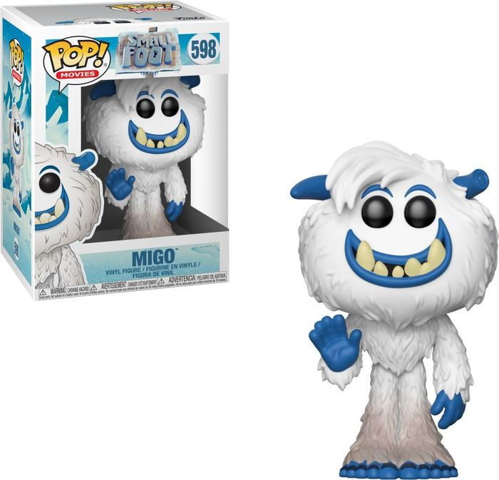 Фигурка Funko POP! Vinyl: Smallfoot: Migo 31005 цена и фото
