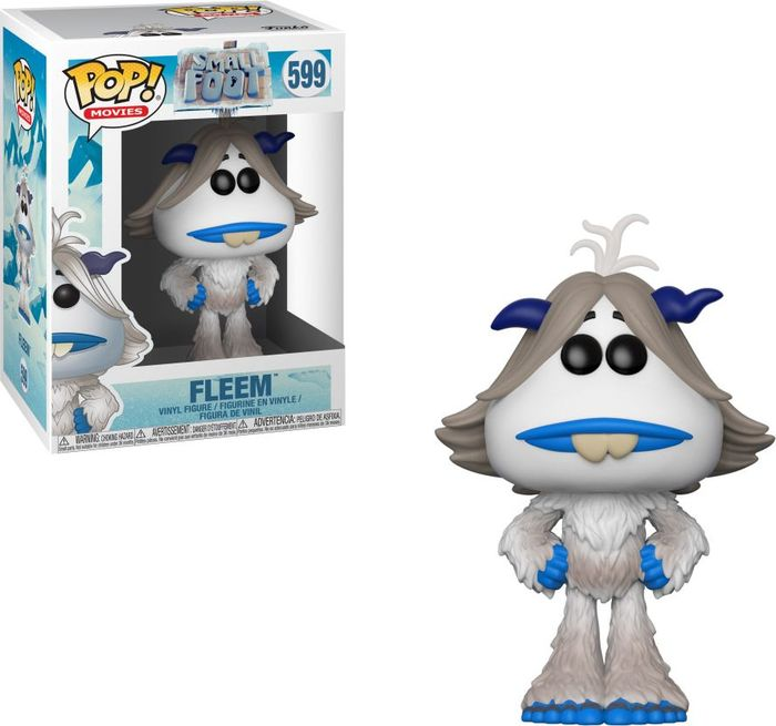 Фигурка Funko POP! Vinyl: Smallfoot: Fleem 31004 [quanpapa] new genuine funko pop adventure time cake 55 model action figurine doll car decoration kids toys