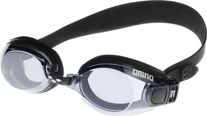 Очки для плавания Arena Zoom Neoprene, цвет: черный. 92279 51 [супермаркет] серия jingdong nonoo глаз очки анти горячая чашка 280мл пластиковый жэк творческий путешествия