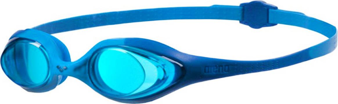 Очки для плавания детские Arena Spider Jr, цвет: голубой. 92338 78 цена
