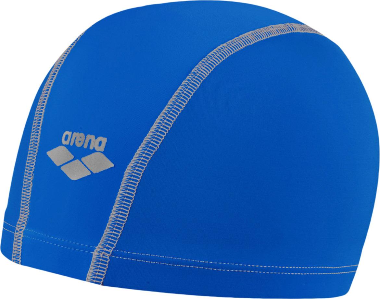 Шапочка для плавания Arena Unix, цвет: синий. 91278 15 шапочка для плавания arena polyester  цвет  темно синий