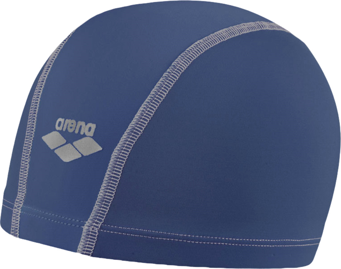 Шапочка для плавания Arena Unix, цвет: деним. 91278 16 шапочка для плавания arena polyester junior черный
