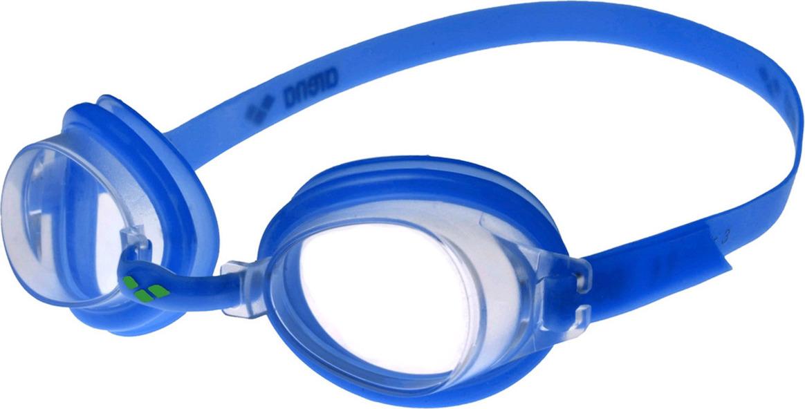 Очки для плавания детские Arena Bubble 3 Jr, цвет: голубой. 92395 70 очки для плавания speedo rift junior детские 8 012138434