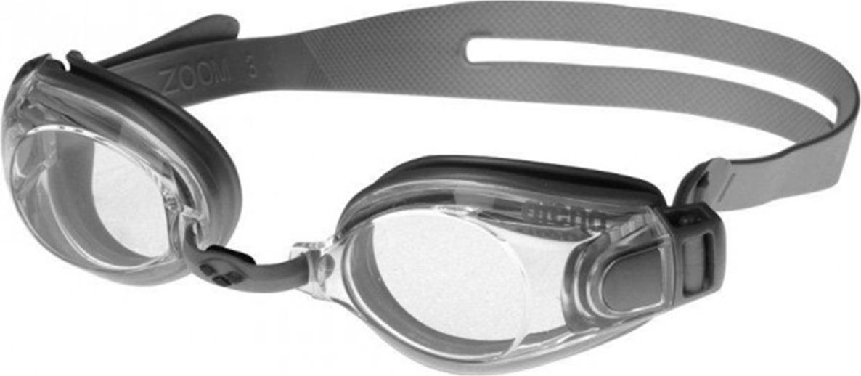 Очки для плавания Arena Zoom X-fit, цвет: серебристый. 92404 11 цена