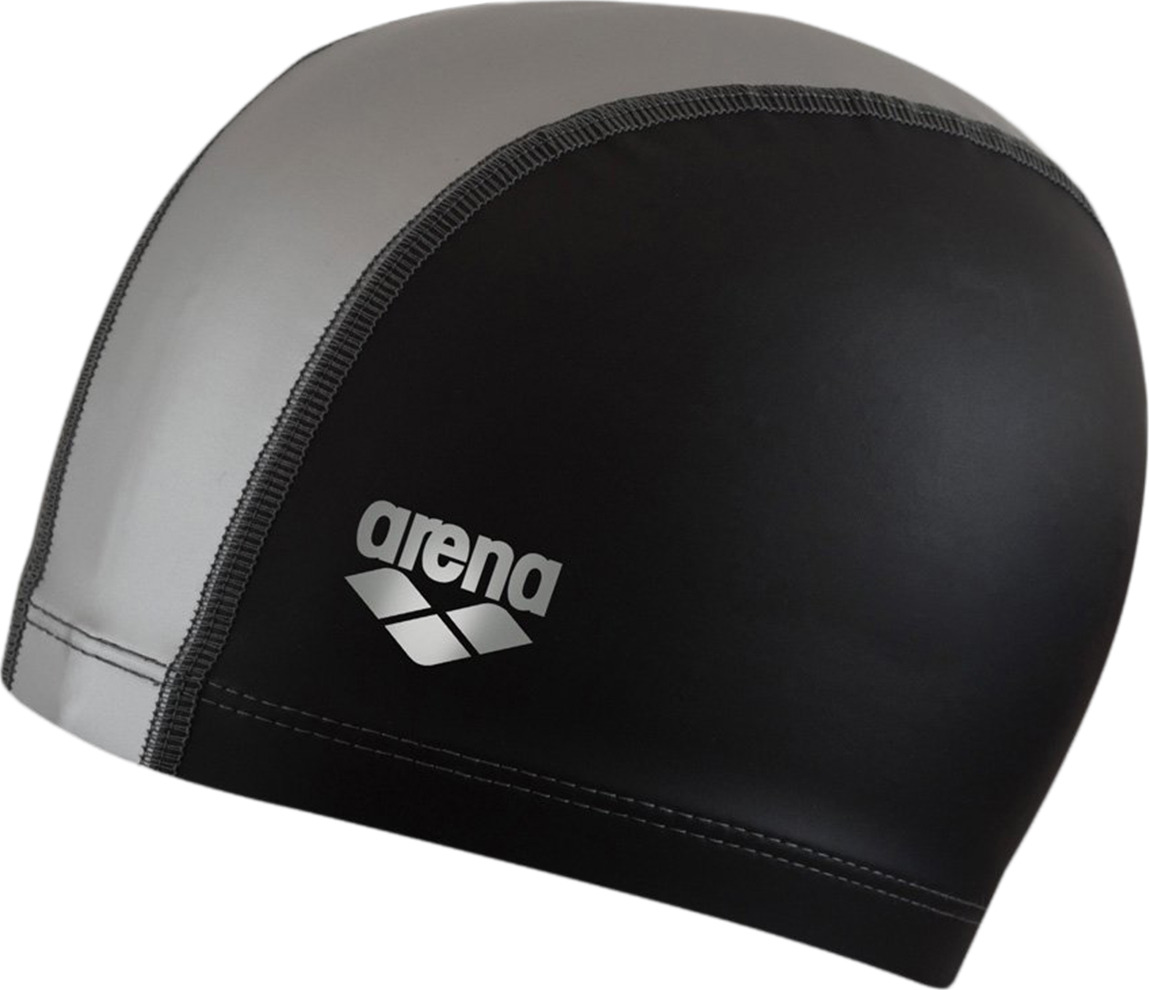 Шапочка для плавания Arena Light Sensation, цвет: черный, серый. 91900 15 шапочка для плавания arena polyester junior черный