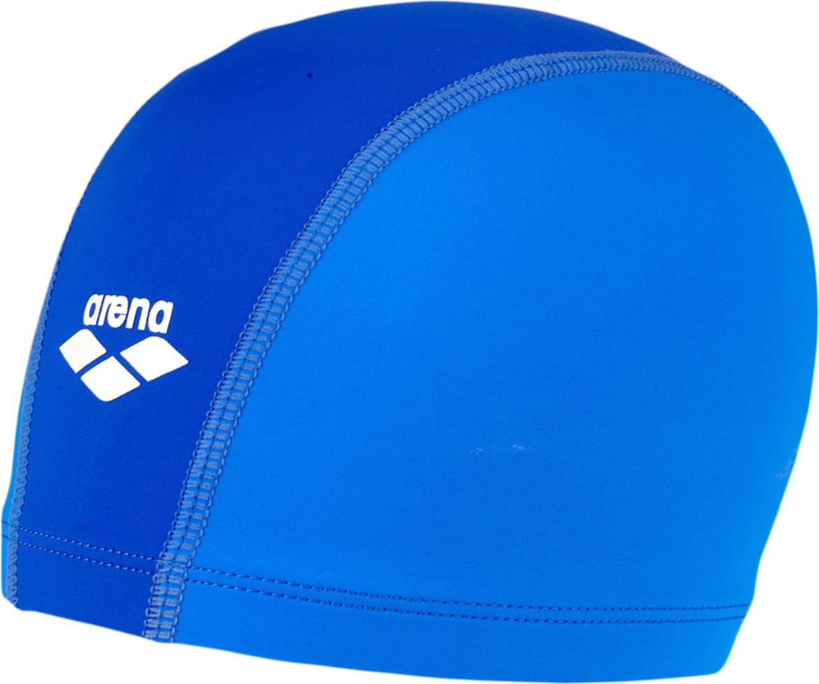 Шапочка для плавания детская Arena Unix Jr, цвет: голубой, синий. 91279 49 шапочка для плавания arena polyester  цвет  темно синий