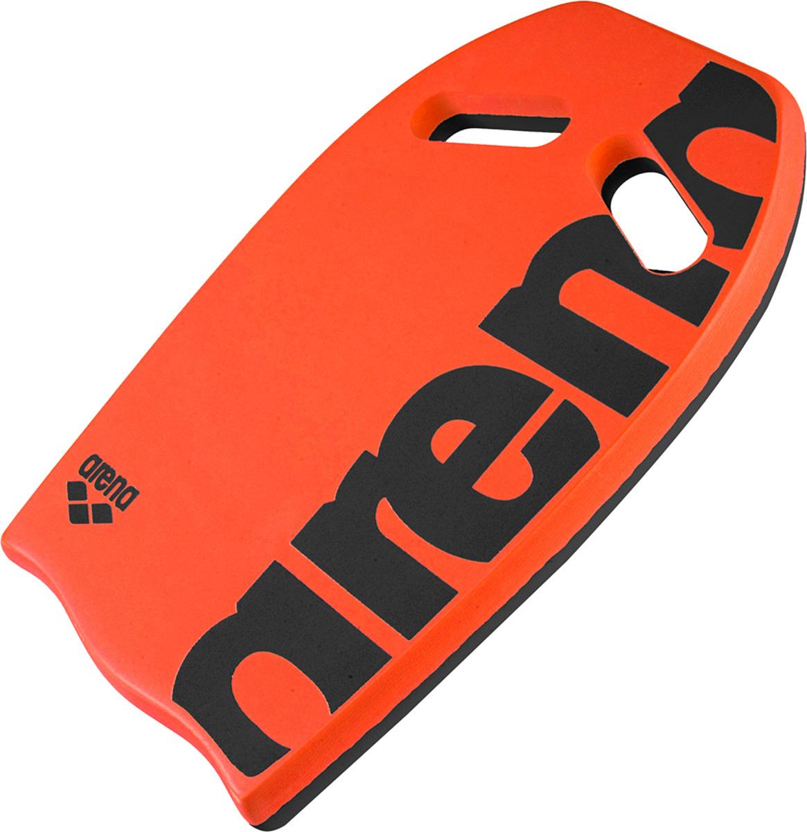 Доска для плавания Arena Kickboard, цвет: оранжевый. 95275 30 накидка тренировочная mitre цвет оранжевый размер 122