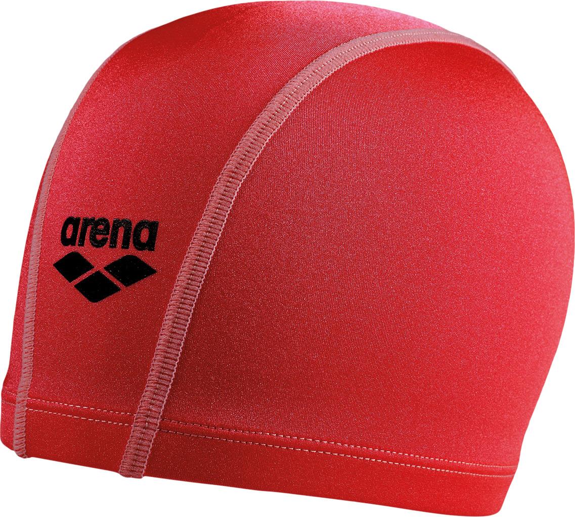 Шапочка для плавания Arena Unix, цвет: красный. 91278 40 шапочка для плавания arena polyester  цвет  темно синий
