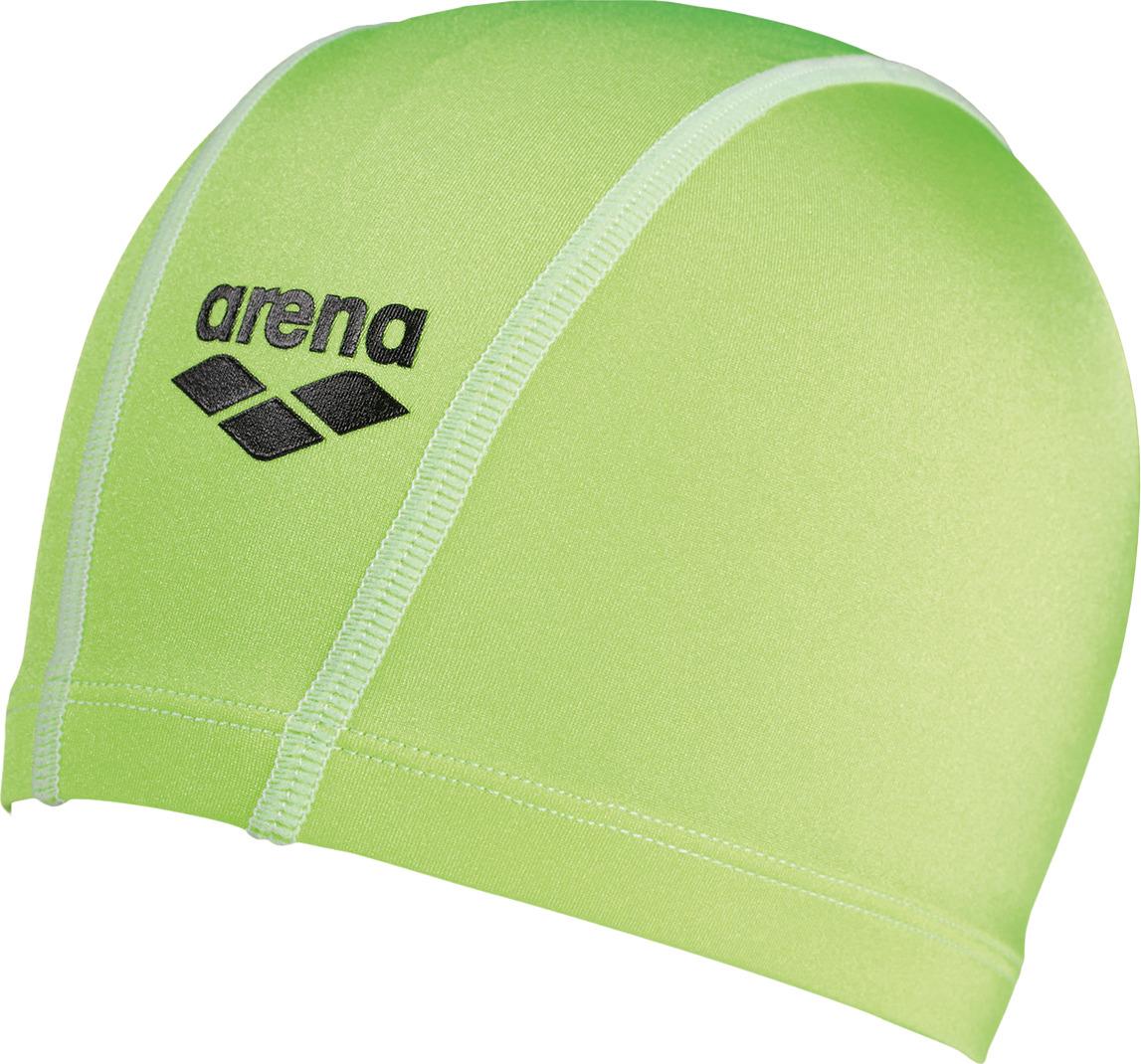 Шапочка для плавания детская Arena Unix Jr, цвет: зеленый. 91279 31