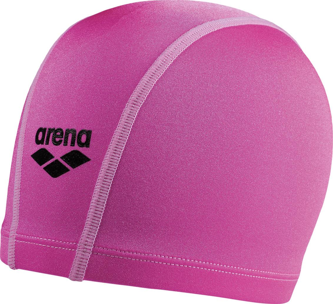 Шапочка для плавания детская Arena Unix Jr, цвет: розовый. 91279 43 шапочка для плавания arena polyester  цвет  темно синий