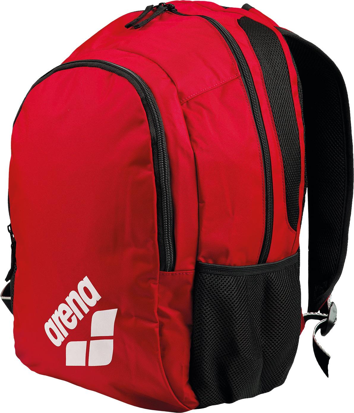 Рюкзак спортивный Arena Spiky 2, цвет: красный, 30 л. 1E005 40