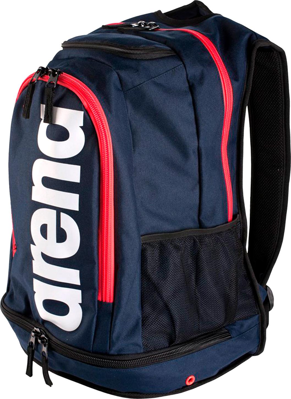 Рюкзак спортивный Arena Fastpack Core, цвет: темно-синий, розовый, 40 л. 000027 741 веселый малыш футболка для мальчика веселый малыш