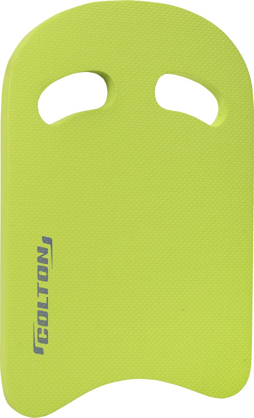 Доска для плавания Colton, цвет: зеленый. SB-101