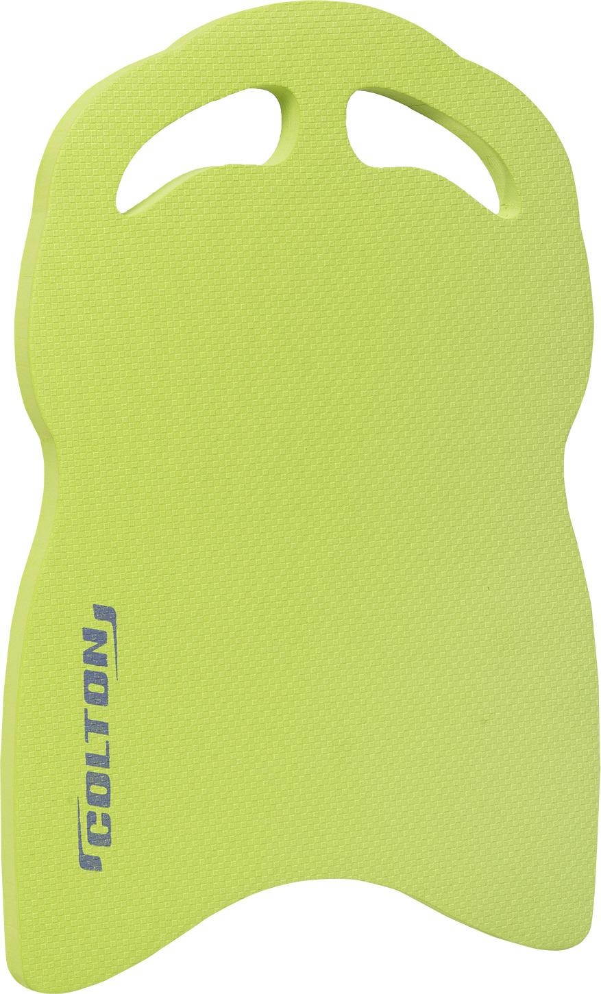 Доска для плавания Colton, цвет: зеленый. SB-102