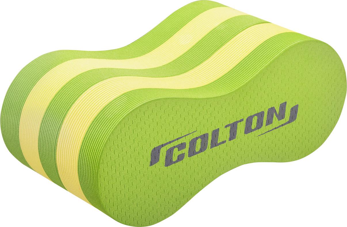 Колобашка Colton, цвет:  зеленый, желтый.  SP-101 Используется пловцами для тренировки мышц верхней части тела...