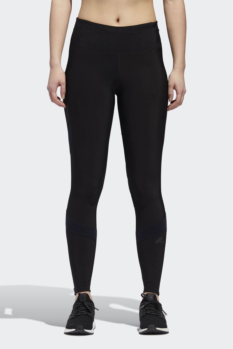Тайтсы женские Adidas How We Do Tight, цвет: черный. CY5830. Размер XS (40/42) тайтсы женские asics icon knee tight цвет черный 154558 0498 размер xs 42