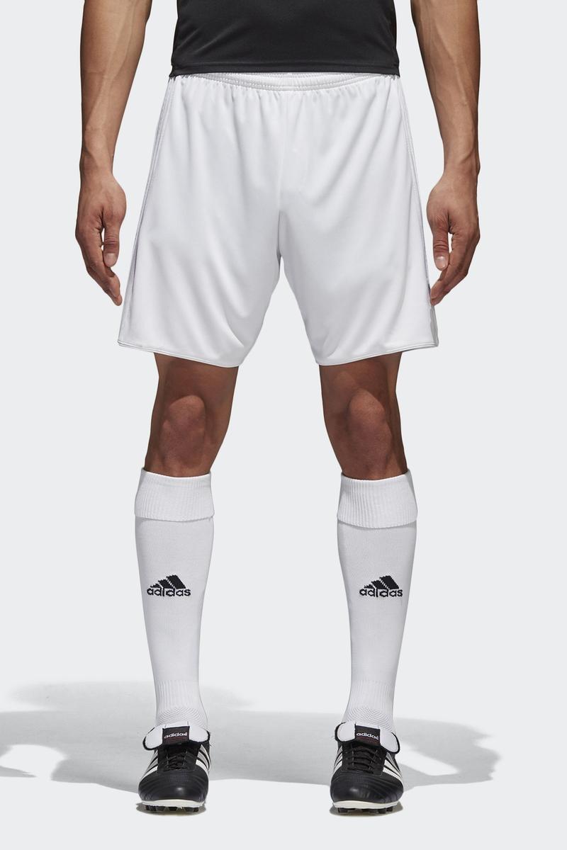 Шорты мужские Adidas Squad 17 Sho, цвет: белый. BJ9227. Размер 3XL (64/66) шорты мужские adidas sn dual sho m цвет черный bq7245 размер xl 56 58