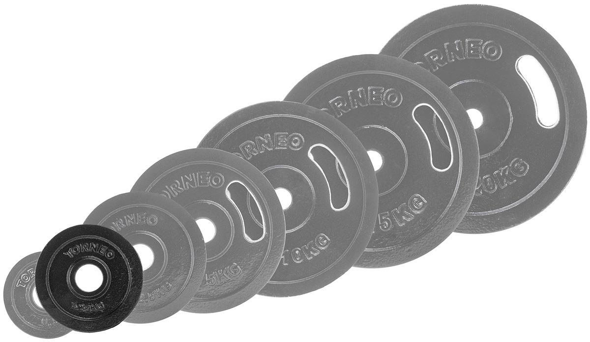 Диск для штанги Torneo, 1,25 кг. 1022-12 torneo фрисби torneo flying sun