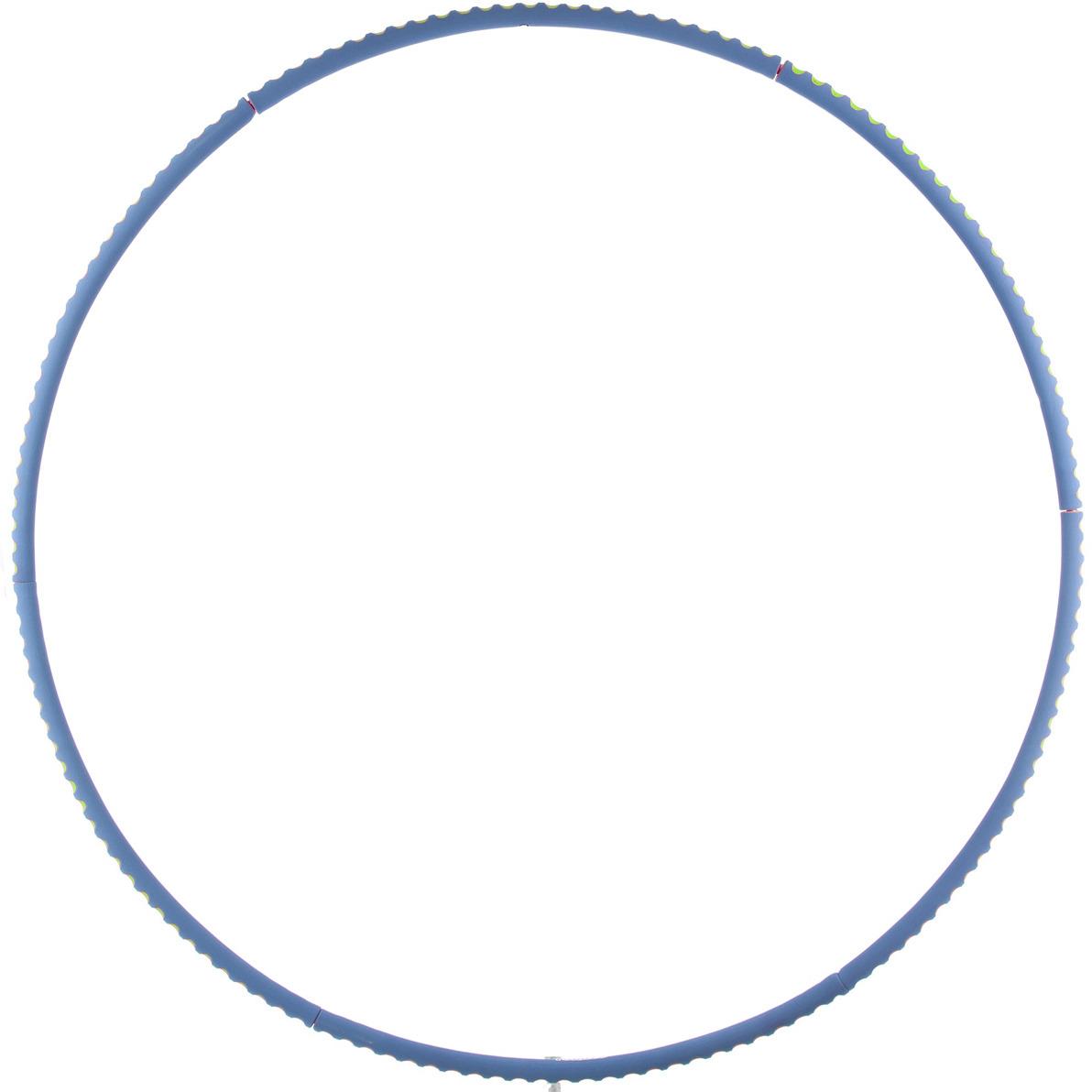 все цены на Обруч для фитнеса Torneo, цвет: синий онлайн