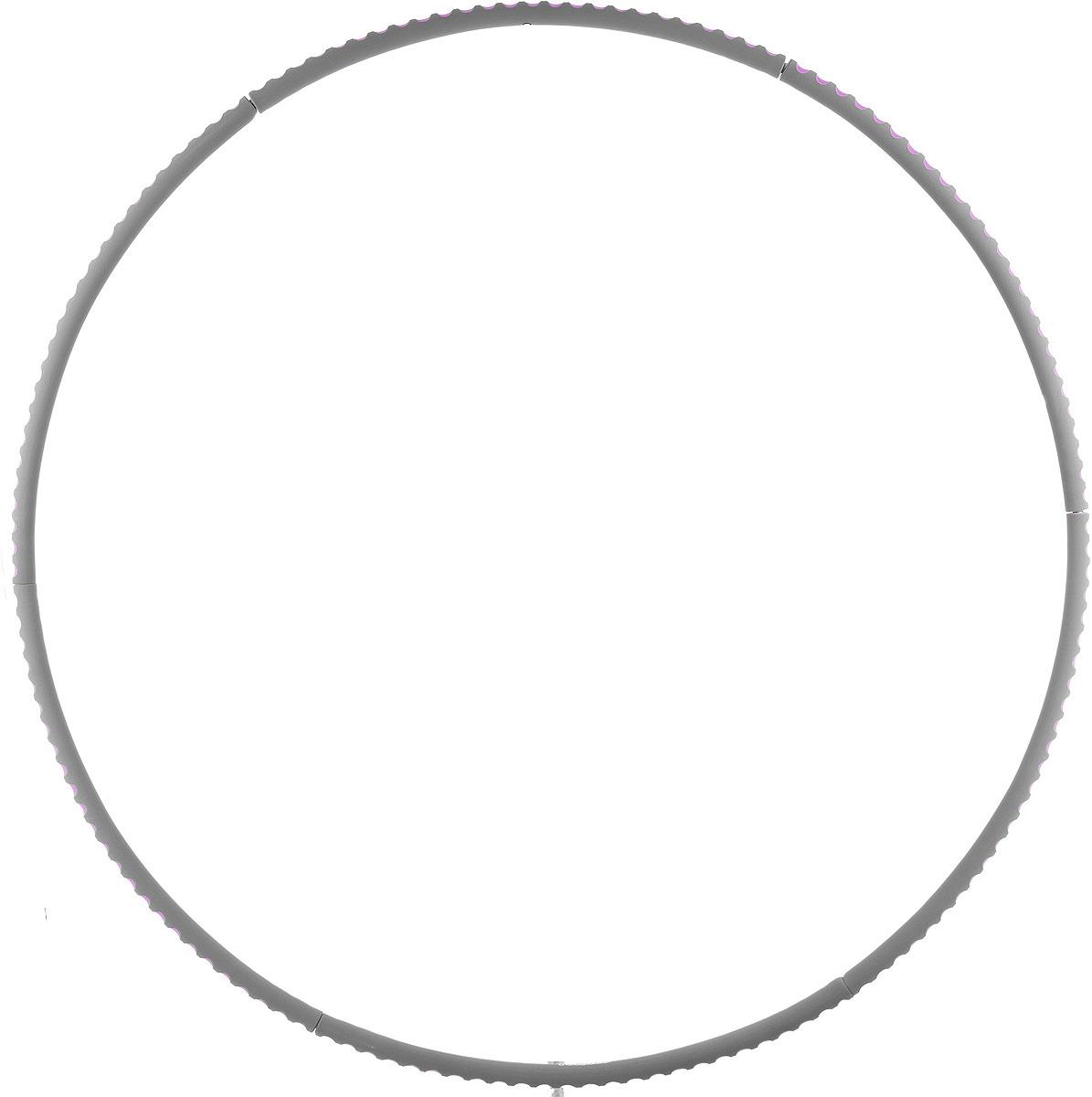 Обруч для фитнеса Torneo, цвет: серый torneo фрисби torneo flying sun