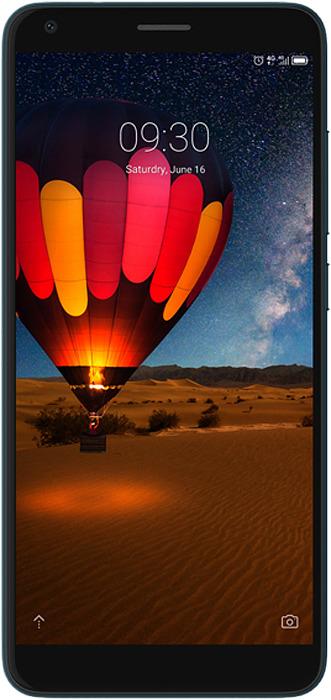 Смартфон ZTE Blade V9 Vita 32GB, Blue смартфон zte blade v9 vita 2 16gb black