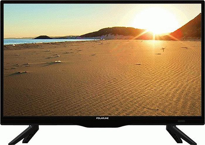 Телевизор Polarline 24PL51TC, цвет: черный стилус polar pp001
