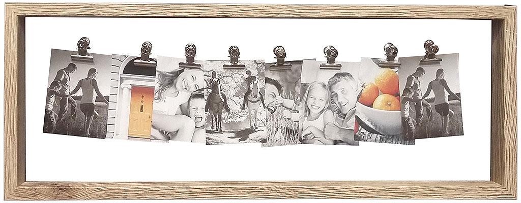 Фоторамка You'll love, с зажимами, 47 x 16 x 3 см amscan браслет disney тачки 4 шт page 3