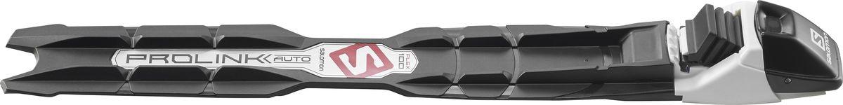 Крепления для беговых лыж Salomon Prolink Auto, цвет: черный salomon крепления для лыж salomon prolink auto