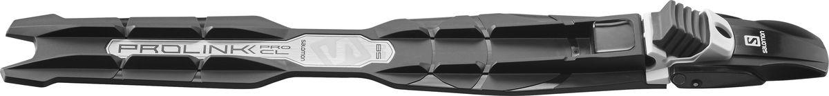 Крепления для беговых лыж Salomon Prolink Pro Classic, цвет: черный ботинки для беговых лыж salomon escape 6x prolink цвет черный размер 9 5 42 5