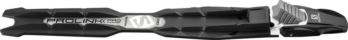 Крепления для беговых лыж Salomon Prolink Pro Combi, цвет: черный ботинки для беговых лыж salomon escape 6x prolink цвет черный размер 9 5 42 5