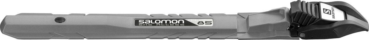 Классическое крепление для лыжных туров с проверенным контролем системы скольжения Salomon SNS Profil. Совместимы со всеми ботинками SNS Profil и SNS Pilot, легко расстегиваются и имеют безопасный эргономичный рычаг для застегивания.Легкость в обращенииЛегко закрепляются, легко снимаются и обеспечивают легкий контроль лыж.КонтрольСистема скольжения SNS позволяет точно контролировать лыжи на трассе или за ее пределами.Легкое держаниеЕстественная гибкость и оптимизированный шарнир гарантируют легкое держание и скольжение.Жесткость флексора 85