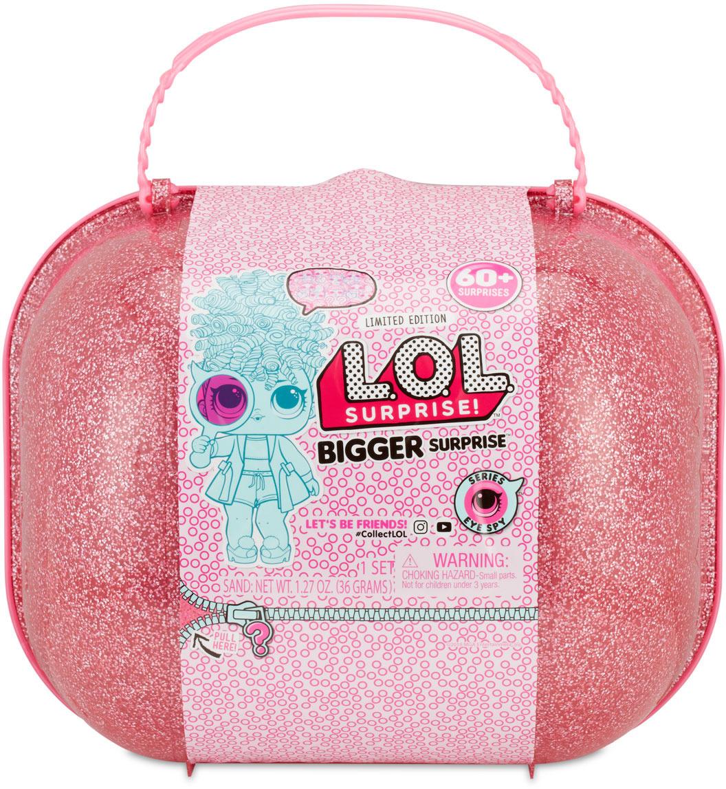 Игровой набор с куклой L.O.L. Декодер чемодан, 60 сюрпризов аксессуары для фотостудий brand new ems dhl fedex s60 3 5 60 steadycam steadicam dslr s60