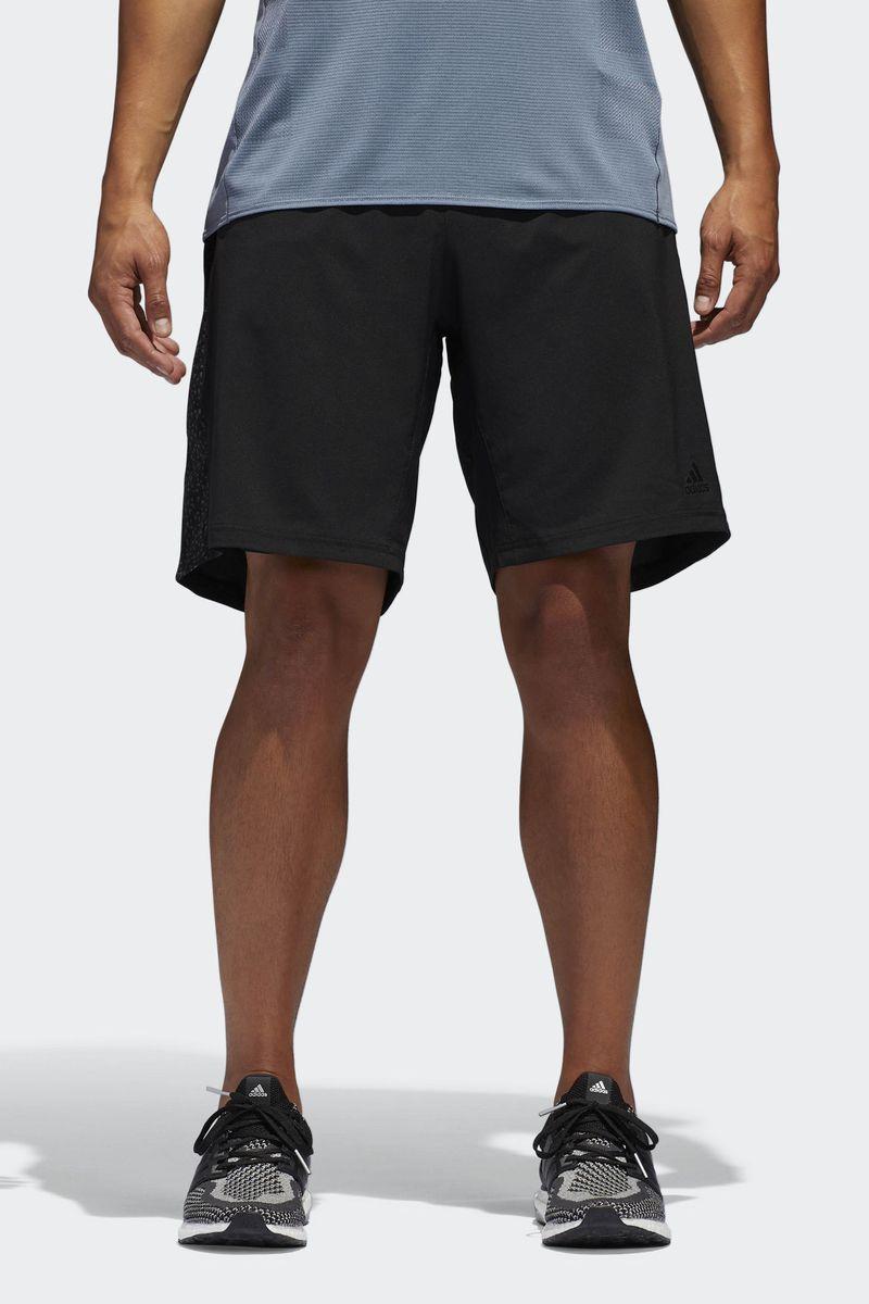 Шорты мужские Adidas Sn Dual Sho M, цвет: черный. BQ7245. Размер XL (56/58) шорты для мальчика adidas yb ess m3s wvsh цвет черный ab6025 размер 128